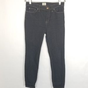 J.crew sz 30P petite high-rise toothpick jeans